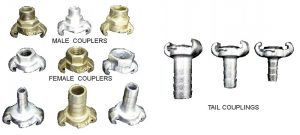claw-couplings