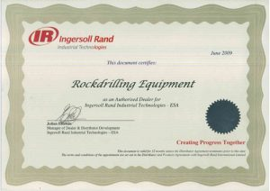 IR Agents certificate_small